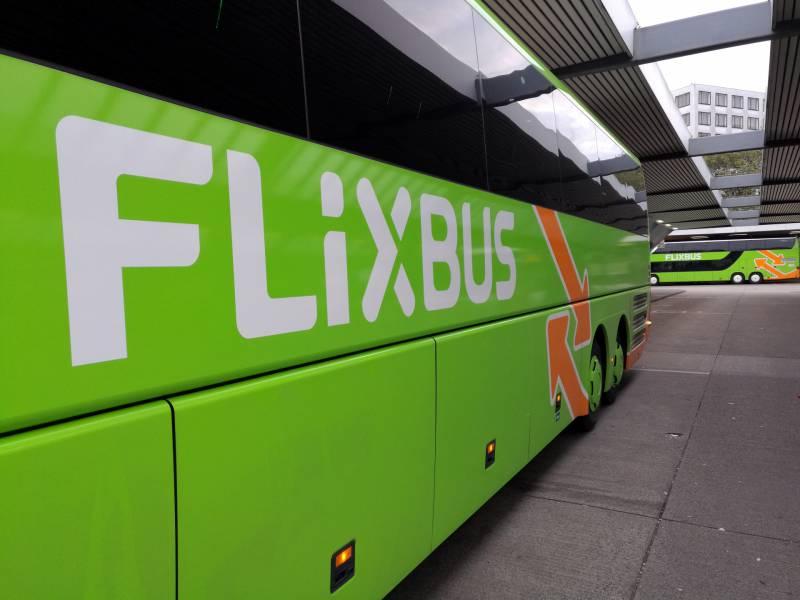 Flixbus Nimmt Betrieb Voruebergehend Wieder Auf