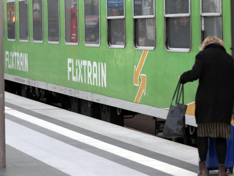 Flixtrain Klagt Gegen Milliardenhilfe Fuer Die Deutsche Bahn