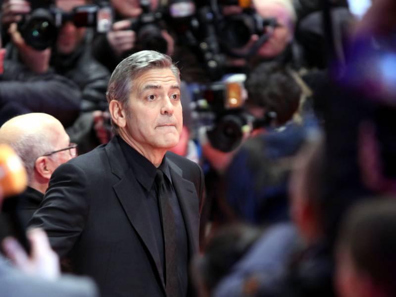 George Clooney Schliesst Wechsel In Die Politik Aus