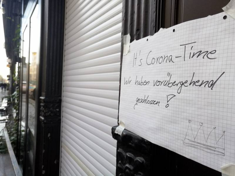 Gesundheitsminister Mahnt Laender Zu Strengerer Corona Eindaemmung