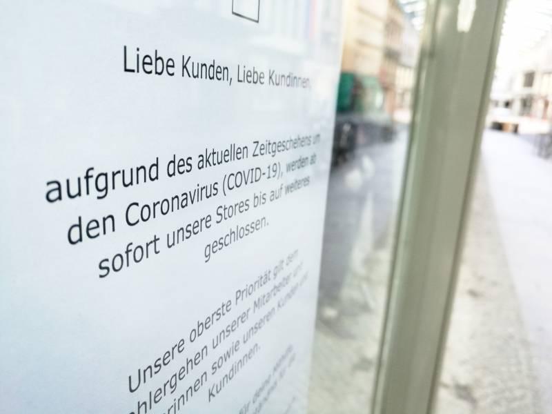 Grosse Koalition Will Gewerbemieter In Corona Notlage Staerken