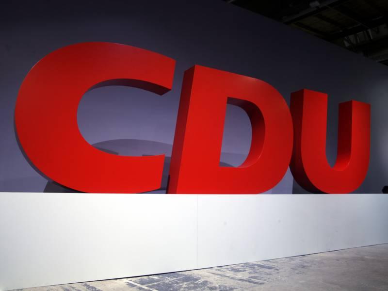 Gruene Fordern Cdu Machtwort An Landesverband Sachsen Anhalt