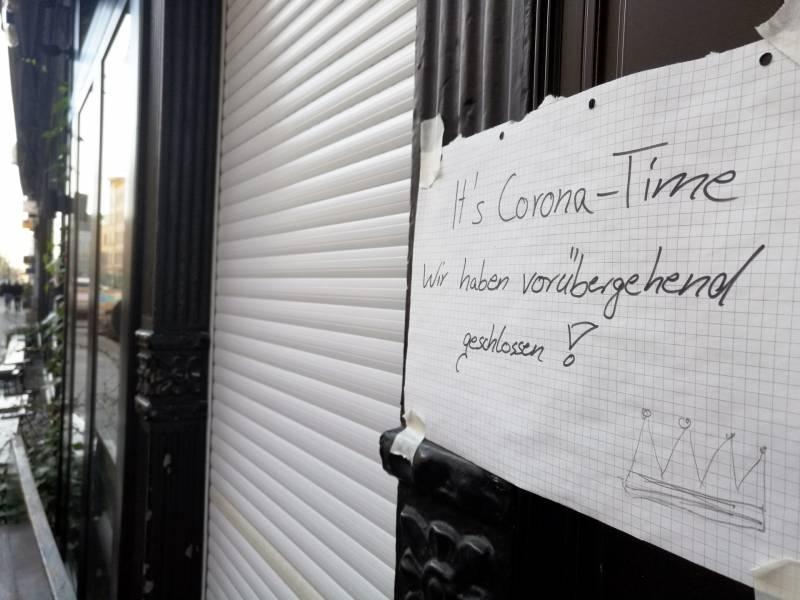Gruenen Bundesgeschaeftsfuehrer Lockdown War Notwendig