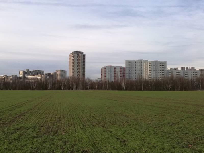 Ig Bau Erwartet Noch Groesseren Mangel An Sozialwohnungen