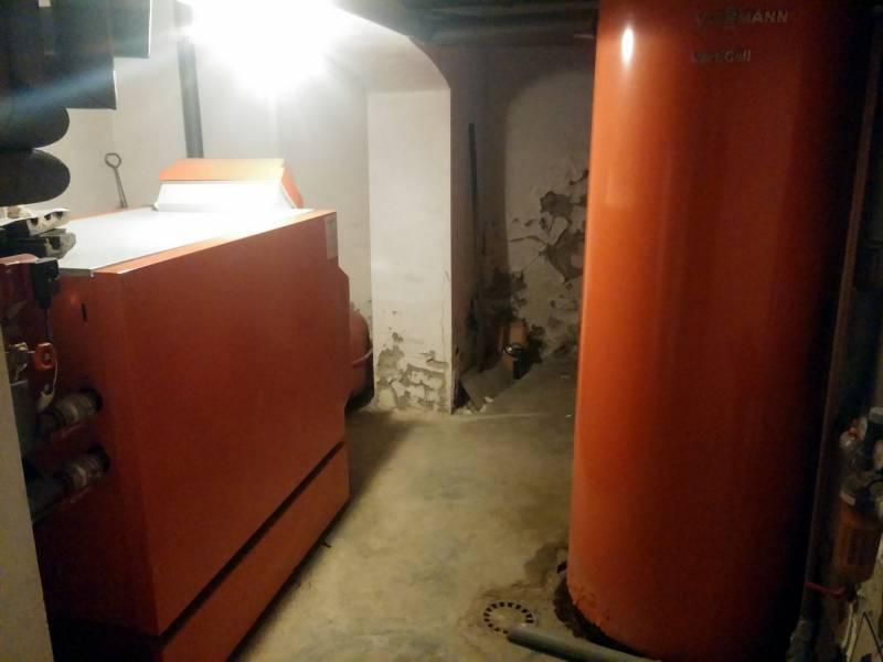 Immer Weniger Neubauten Mit Oel Oder Gasheizung Ausgestattet