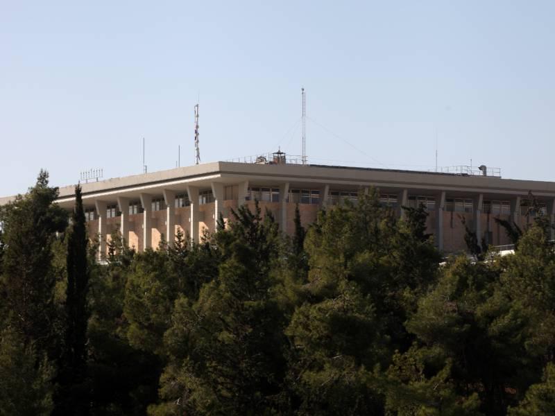Israelisches Parlament Aufgeloest Wieder Neuwahlen