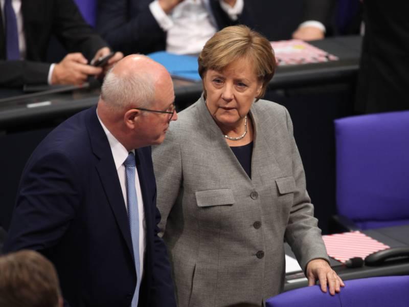 Kauder Bedauert Anfaengliches Misstrauen Gegenueber Merkel