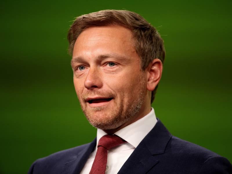 Lindner Kein Ruecktritt Nach Moeglicher Wahlniederlage