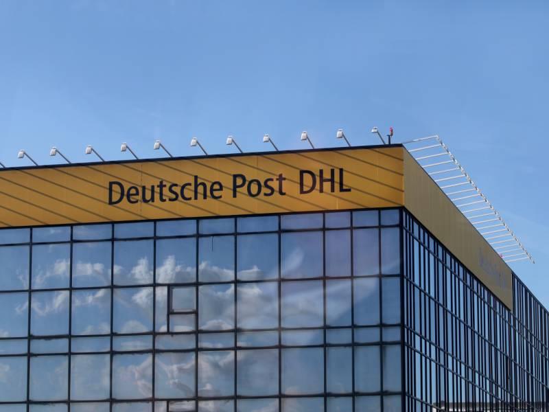 Lockdown Sorgt Fuer Neuen Paketrekord Bei Deutscher Post