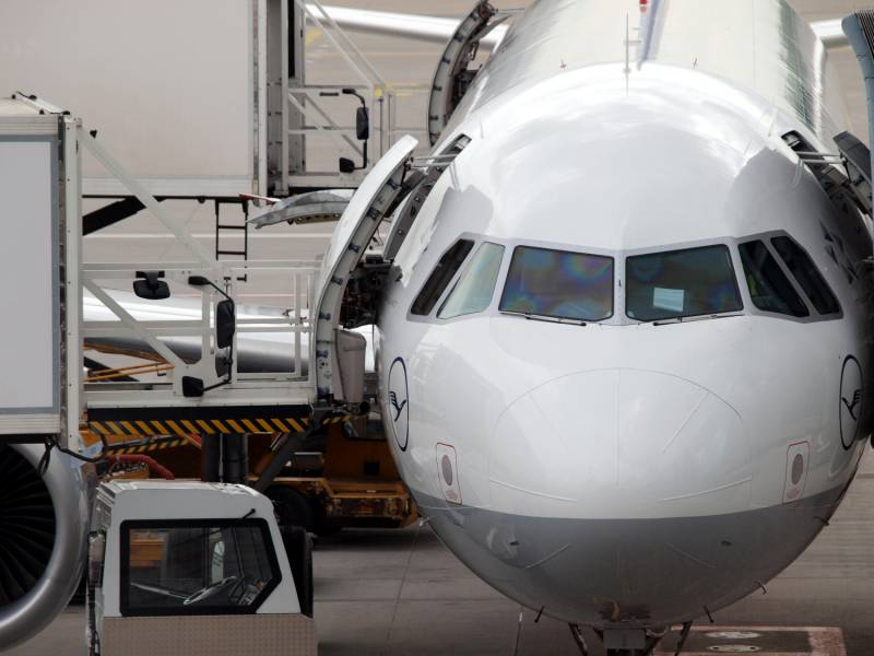 Lufthansa Cargo Prueft Hoehere Kapazitaeten Bei Hartem
