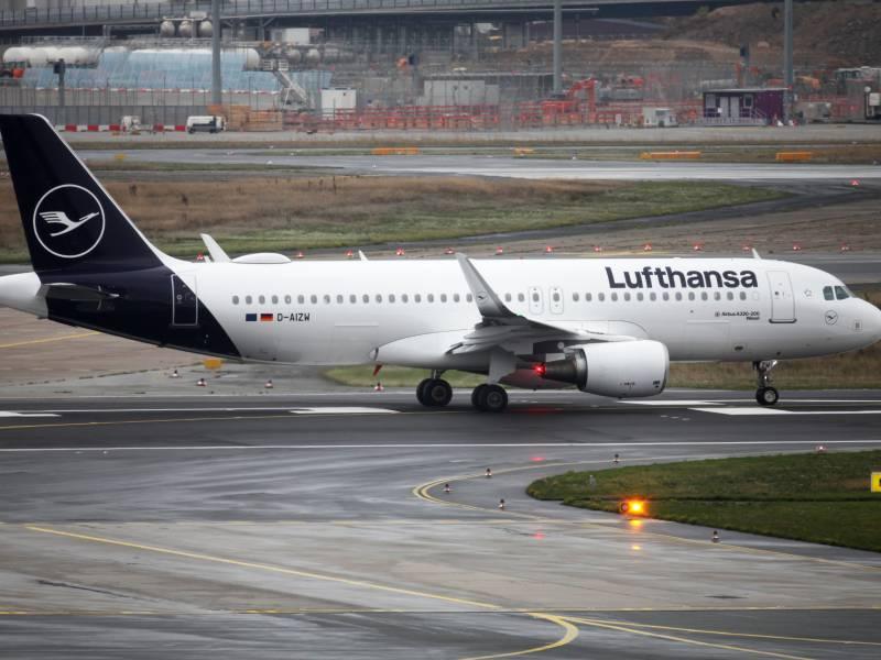 Lufthansa Meldet Starken Buchungszuwachs