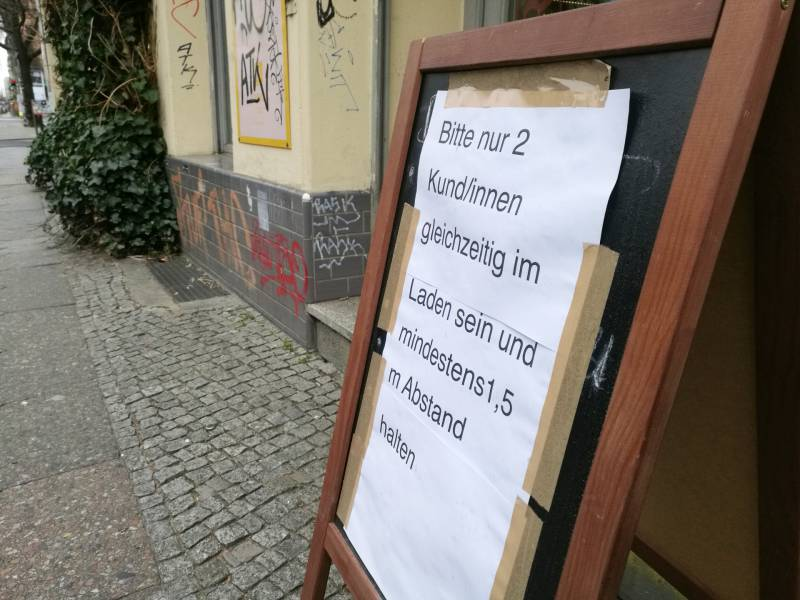 Mittelstandsbeauftragter Fuerchtet Pleitewelle Im Einzelhandel