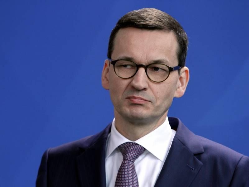 Morawiecki Eu Rechtsstaatsmechanismus Potentiell Zerstoererisch