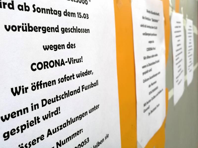 Novemberhilfen Soeder Will Abschlagszahlungen Bis 100 000 Euro