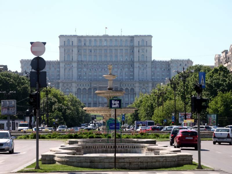 Parlamentswahl In Rumaenien Gestartet
