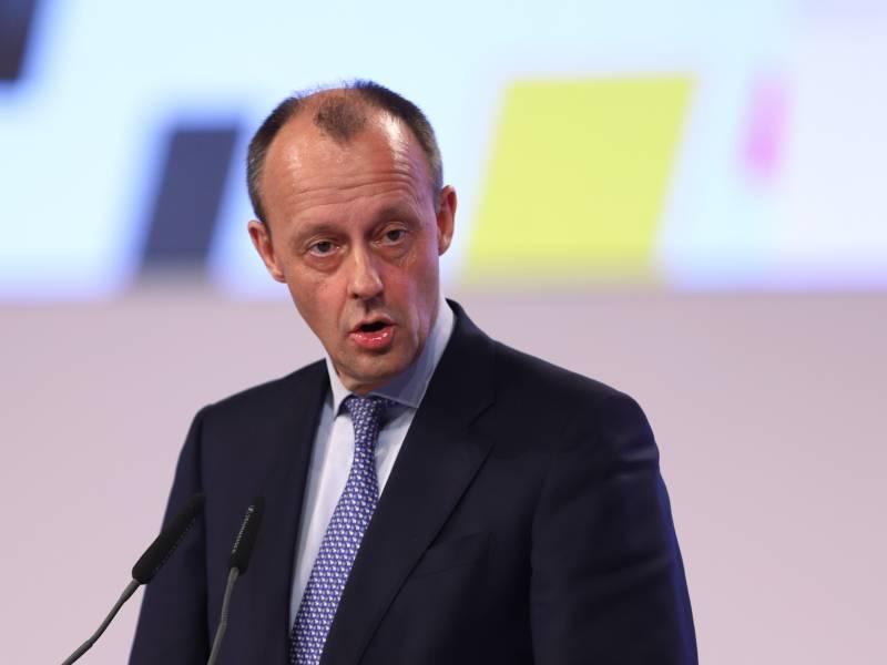 Parteivorsitz Merz Wuerde Niederlage Bei Digitaler Wahl Akzeptieren