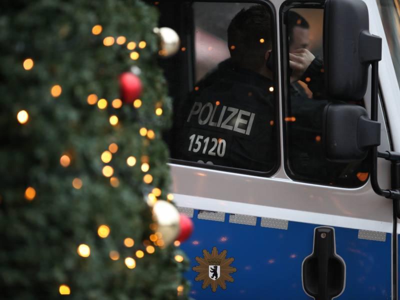 Polizei Will An Weihnachten Und Silvester Scharf Kontrolliert