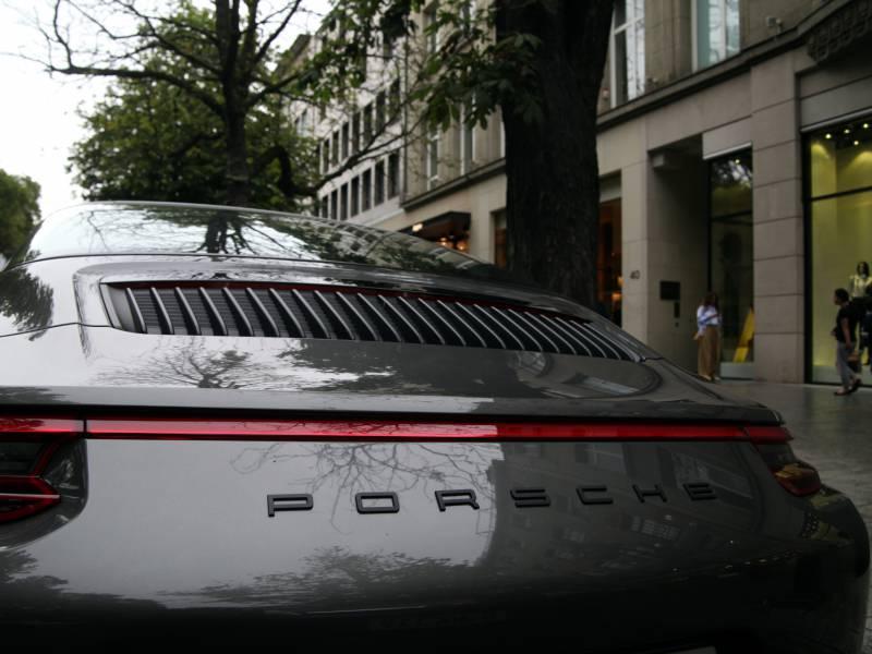 Porsche Sichert Standorte Bis 2030