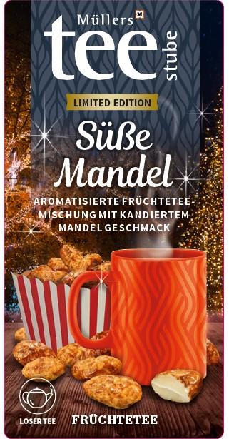 Produktrueckruf Teestube Fruechtetee Suesse Mandel