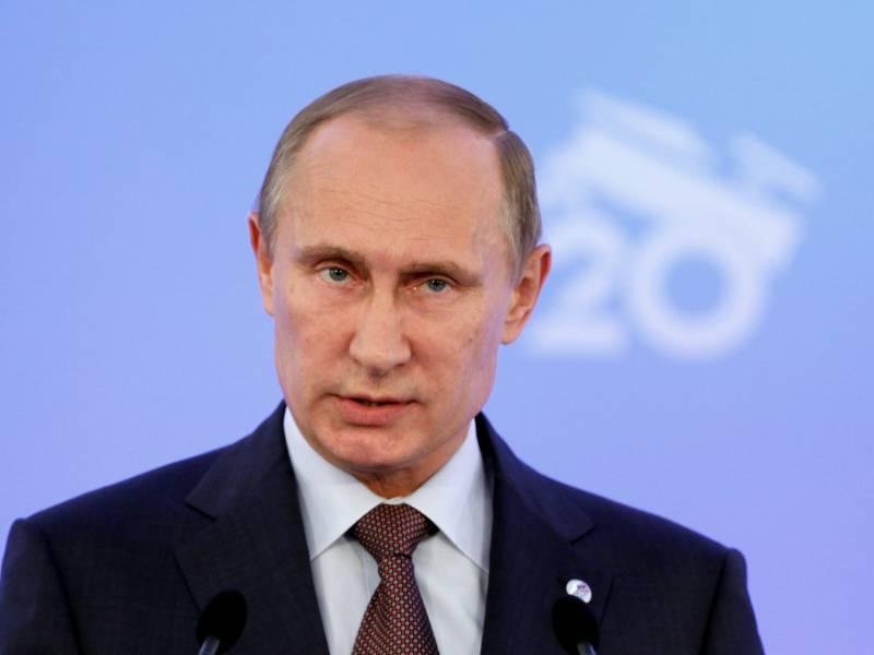Putin Gratuliert Biden Zum Wahlsieg