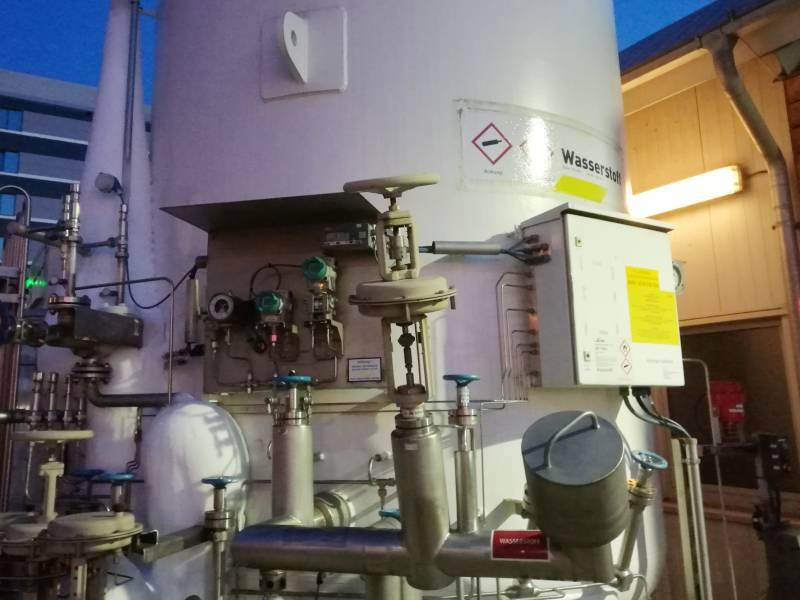 Siemens Energy Will Geschaeft Mit Wasserstoff Ausbauen