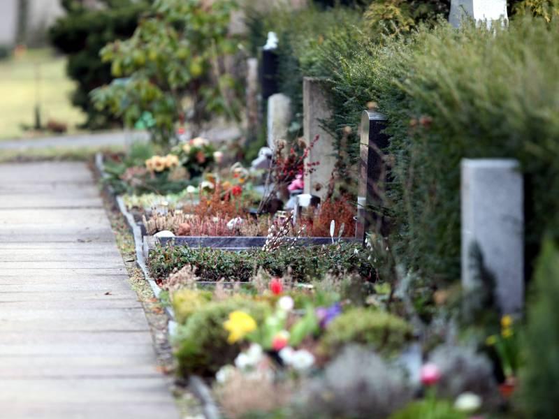 Sterbefallzahlen Deutlich Ueber Durchschnitt Der Vorjahre