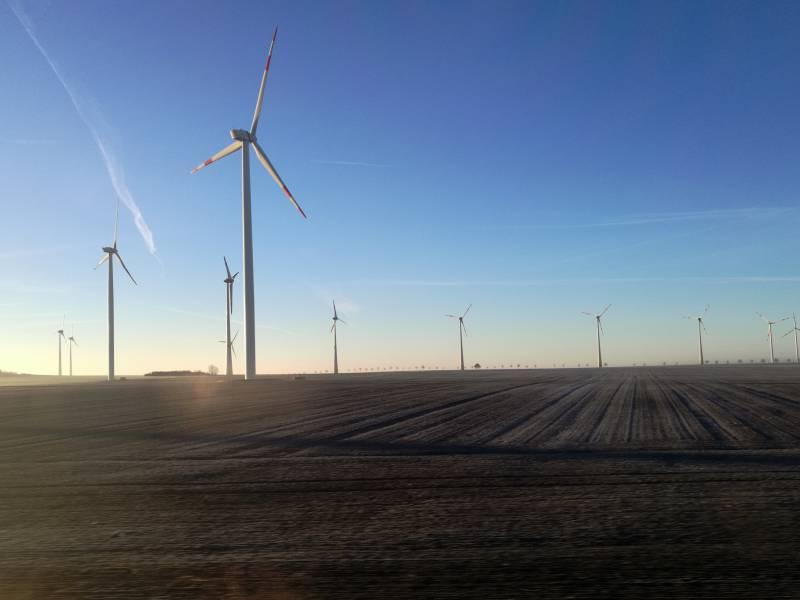 Studie Kommunen Profitieren Von Ausbau Erneuerbarer Energien