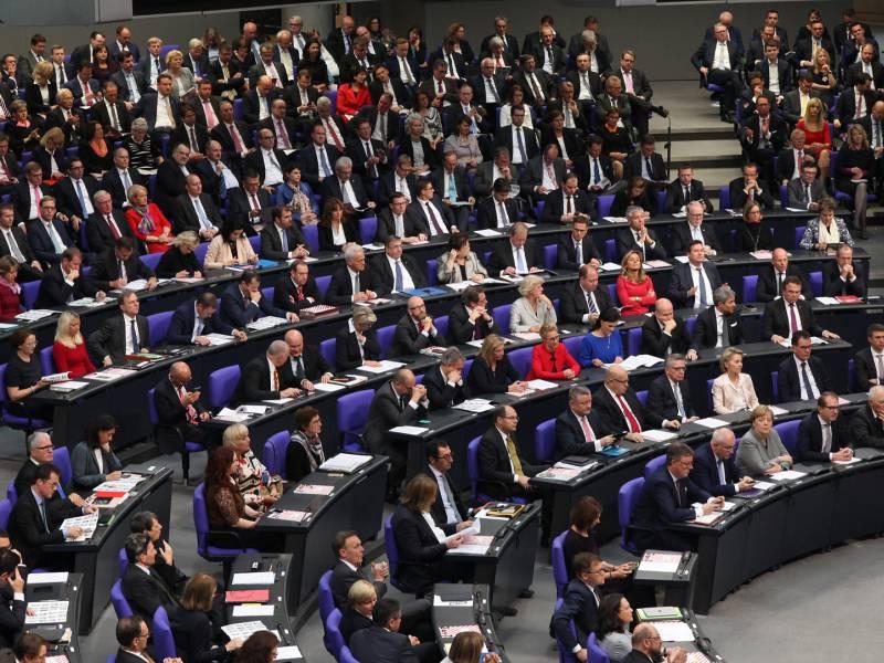 Unionsfraktion Fuerchtet Nachtragshaushalt
