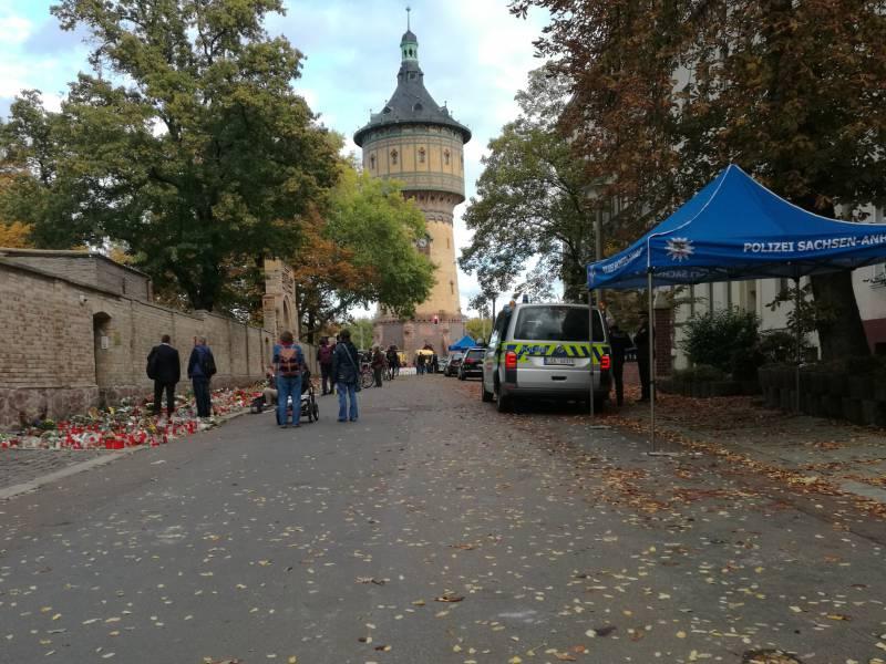Urteil Gegen Halle Attentaeter Rechtskraeftig