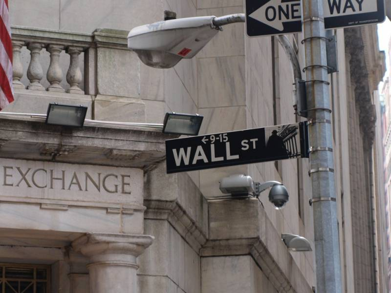 Us Boersen Legen Zum Jahresabschluss Zu Dow Auf Hoechsstand