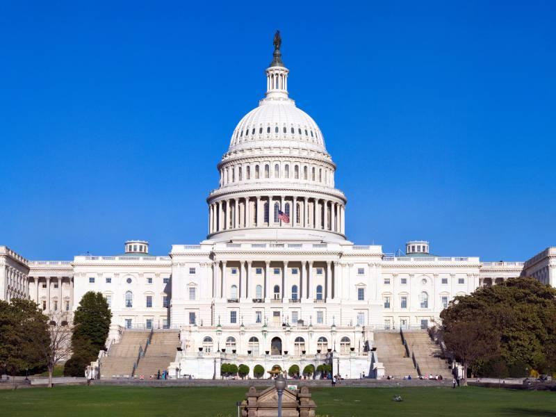 Us Kongress Einigt Sich Auf 900 Milliarden Dollar Rettungspaket