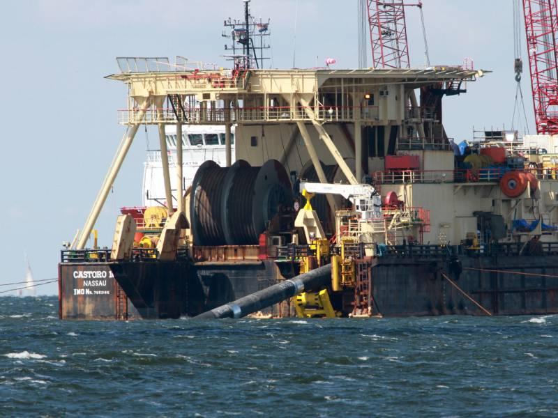 Usa Starten Neuen Anlauf Gegen Nord Stream 2
