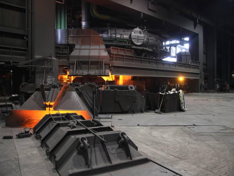 Wirtschaftsminister Schliesst Staatsbeteiligung An Stahlfirmen Aus