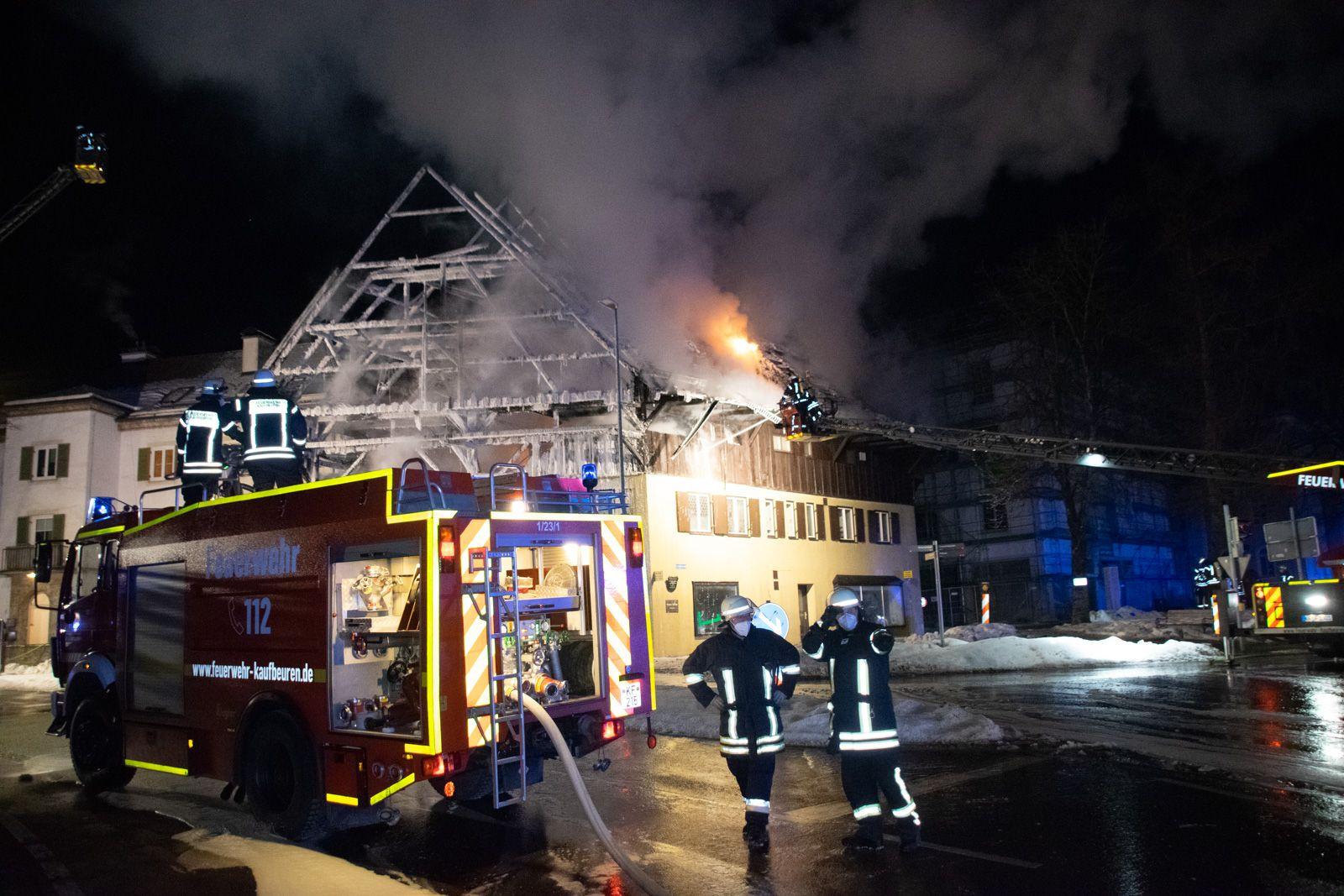 0124 Dachstuhlbrand Kaufbeuren 8