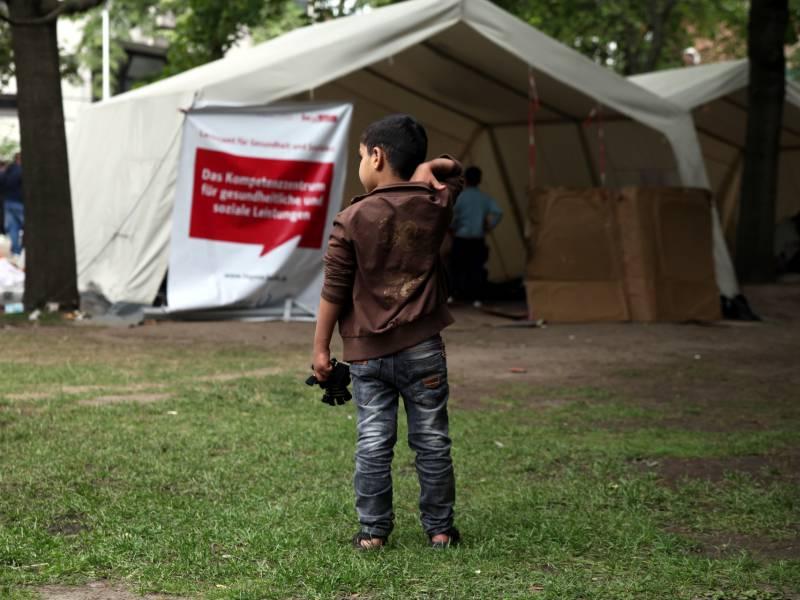 1 579 Minderjaehrige Fluechtlinge Werden Bundesweit Vermisst