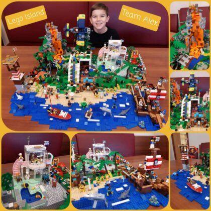 32 Team Alex Lego Island