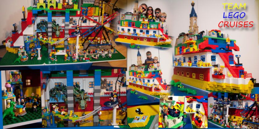 40 Teamlegocruises Legoschiff
