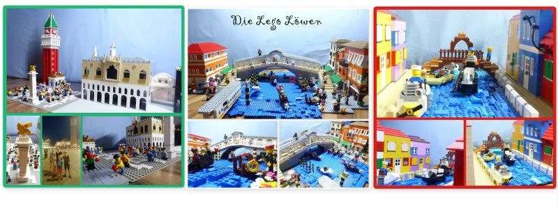 41 Die Lego Loewen Venedig