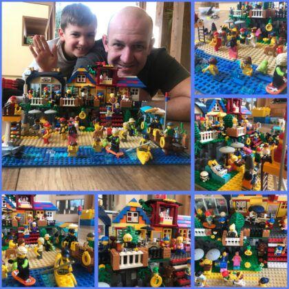 60 Lego Fanatics Lego Strand