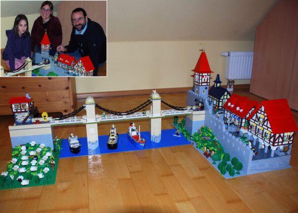 66 Legomeister Paul Budapest Bruecke