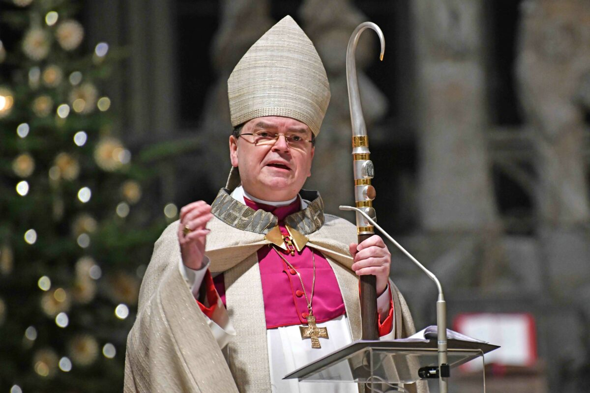 Predigt Von Bischof Bertram Zur Jahresschlussandacht Foto Nicolas Schnall Pba Scaled