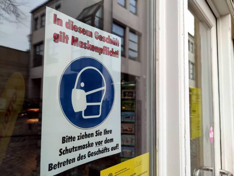 Bayern Fuehrt Ffp2 Maskenpflicht Ein