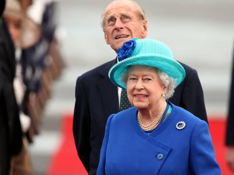 Berichte Queen Elizabeth Ii Und Prinz Philip Gegen Corona Geimpft
