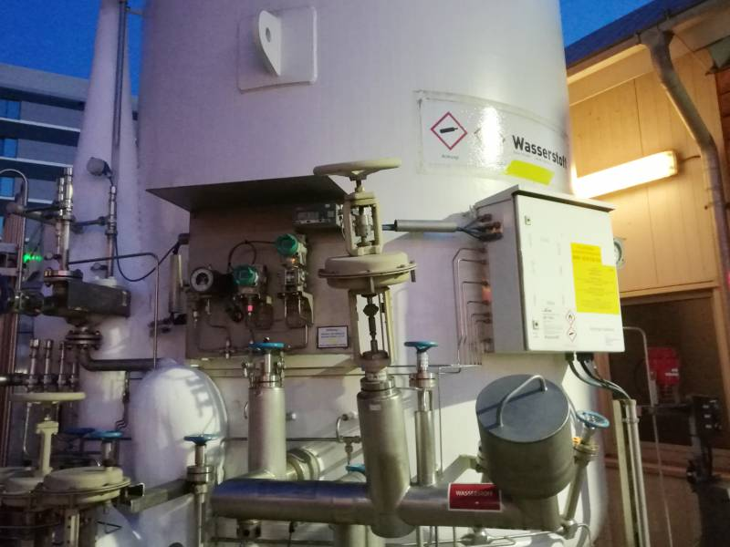 Bund Investiert Weitere 700 Millionen Euro In Wasserstoff Forschung