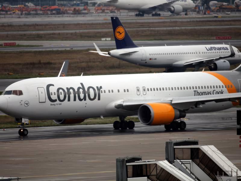 Condor Legt Beschwerde Gegen Lufthansa Beim Bundeskartellamt Ein