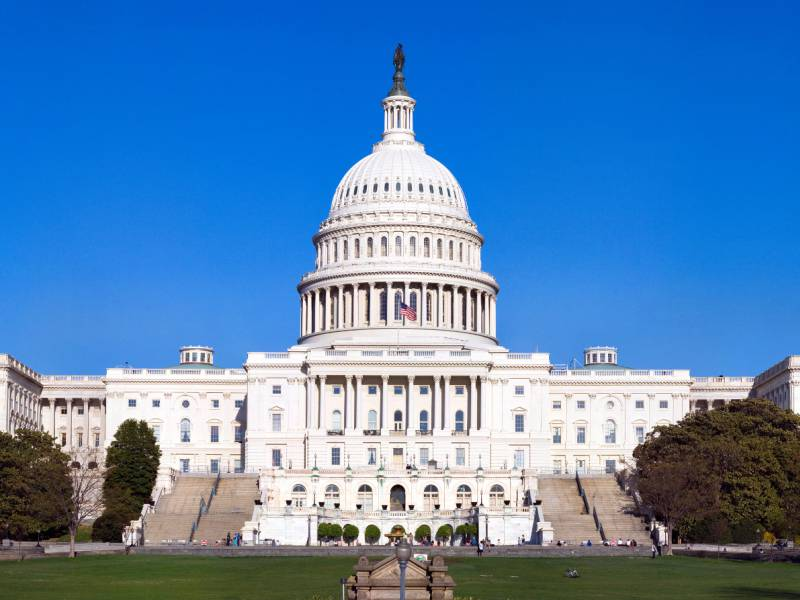 Demokraten Uebernehmen Kontrolle Ueber Us Kongress