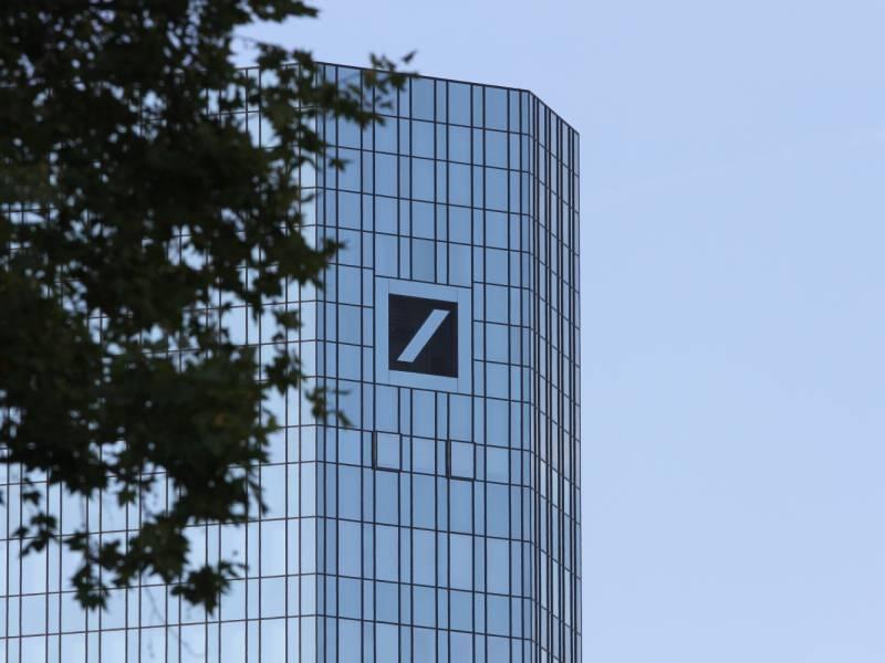 Deutsche Bank Finanzvorstand Rechnet Mit Mehr Firmenpleiten