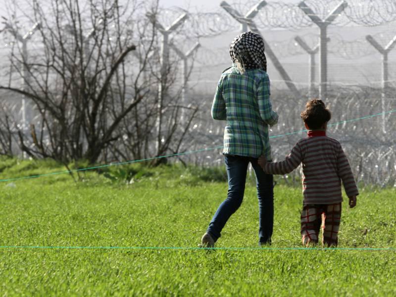 Deutschlands Beitrag Zu Frontex Einsaetzen Bleibt Stabil