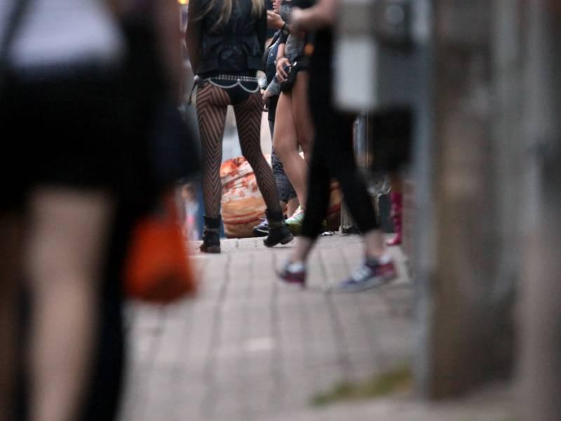 Eu Und Bundespolitiker Fordern Prostitutionsverbot