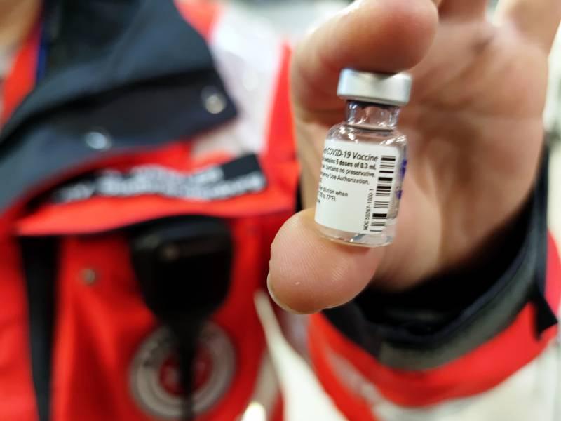 Fast 800 000 Corona Impfungen In Deutschland